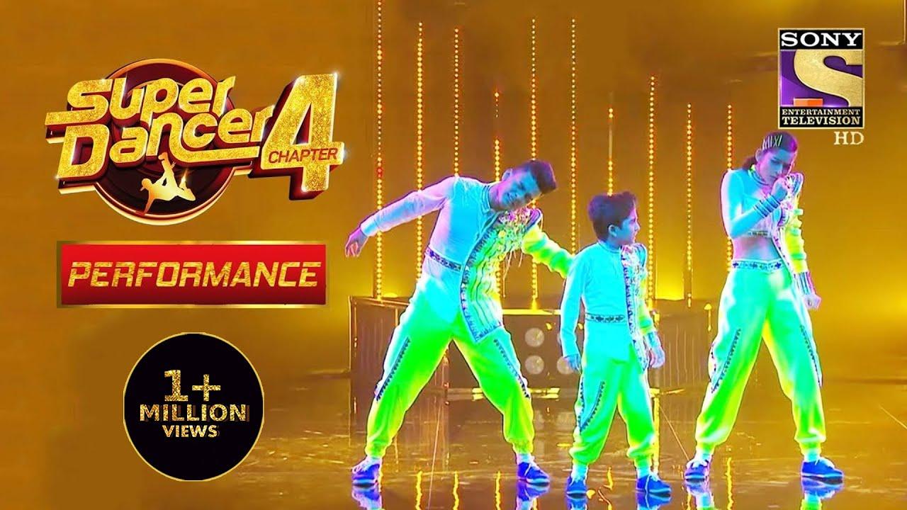 Download Vartika, Sanchit और Tiger ने दिया Brilliant Performance | Super Dancer 4 | सुपर डांसर 4