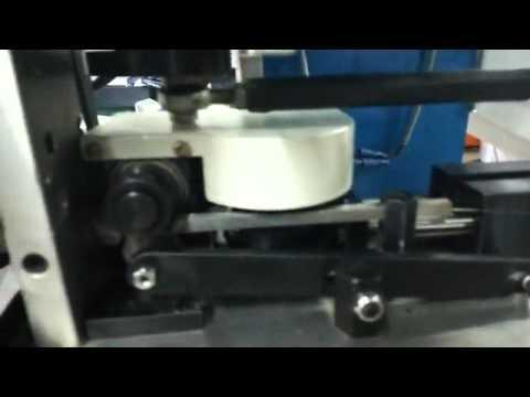JF-760N, Jumper Flat Wire Forming Machine, No Waste