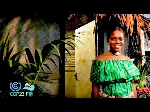 Fijian Pavillion at COP23