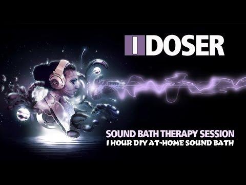 iDoser Sound Bath Healing Music