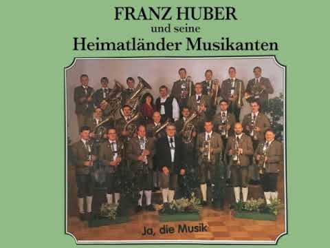Franz Huber und seine Heimatländer Musikanten - Teppichklopfer-Polka