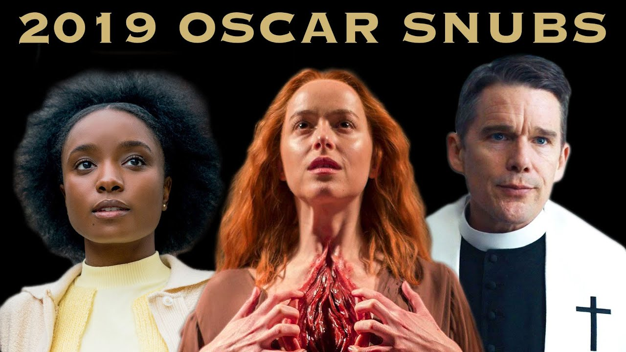 movie 2019 oscar 2019 Oscars Snubs Video Tribute
