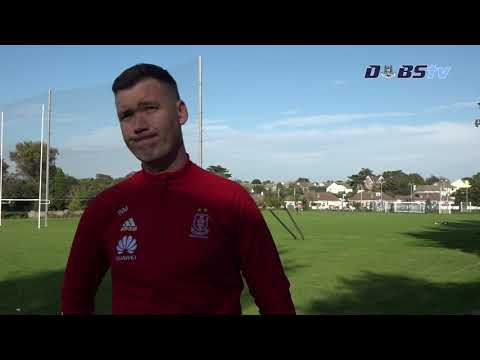 Cuala manager Willie Maher speaks to DubsTV ahead of Senior A Hurling Final