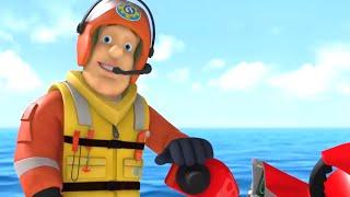 Sam le Pompier en francais | Sauvetage en Mer 🚒🔥 Compilation | Dessin animé