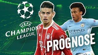 Manchester City, Barcelona oder FC Bayern - Wer gewinnt die Champions League? Onefootball Prognose