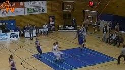 Basketballkrimi mit Verlängerung