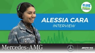 Alessia Cara on Writing a Song for Her Friend | Elvis Duran Show