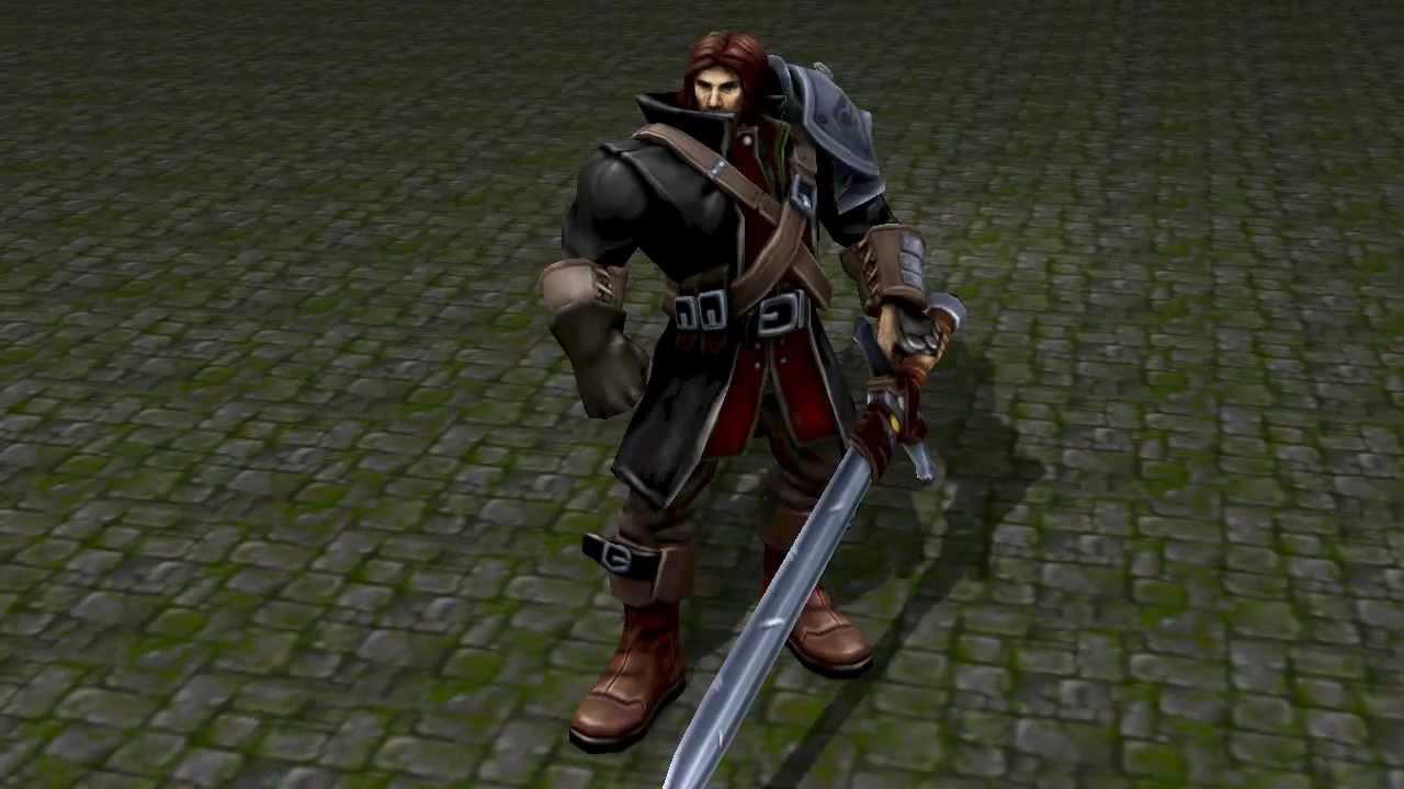 Rugged Garen League Of Legends