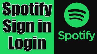 Spotify Login 2021 | www.spotify.com Login Help | Spotify.com Sign In