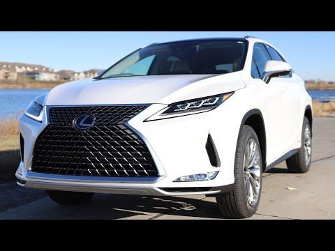 2020 Lexus RX 450h Review | Luxury Hybrid Perfection