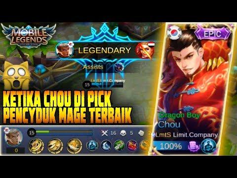 "WTF !!! CHOU Rasa NATALIA ""Limit.Company"" | Top 1 Global Natalia | Mobile Legends"