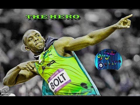 Ussain Bolt's Motivational Video /tamil Song / #தமிழன்_clips