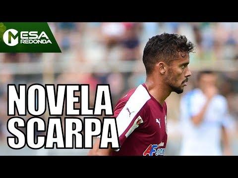 Novela Scarpa: São Paulo, Corinthians Ou Palmeiras? - Mesa Redonda (14/01/18)