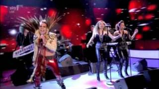 """""""Now We Are Stars"""" LIVE- Legion of Many-  On SKY 1HD 28th Aug 2010 in full"""