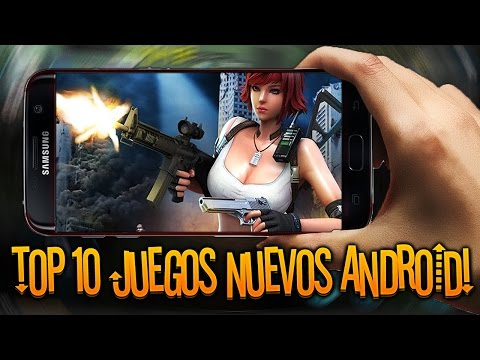 LOS 10 MEJORES JUEGOS DE LA SEMANA PARA ANDROID!