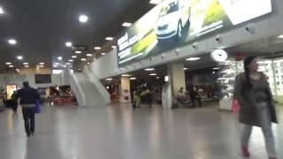 Аэропорт Пулково, Питер, прогулка после регистрации