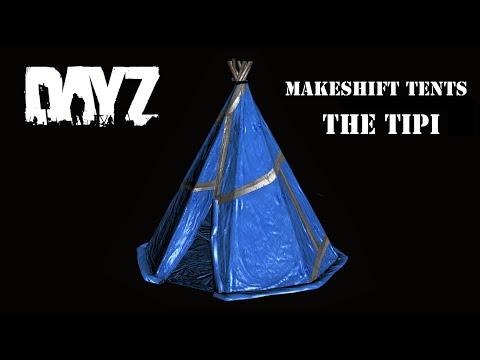 Makeshift Tents. DayZ standalone & Makeshift Tents. DayZ standalone - YouTube