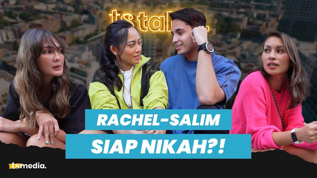 Download Luna Maya Baper Liat Rachel Vennya & Salim Romantis di New York   TS Talks Eps.52