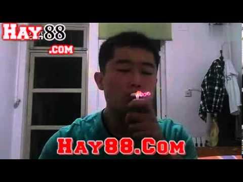 Thanh niên khựa biểu diễn hút thuốc rất VL   HAY88 COM   Tin Hay Chọn Lọc