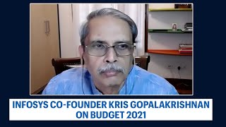 Thrust areas well-chosen & time now to focus on implementation: Kris Gopalakrishnan