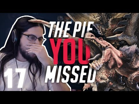 I'M QUITTING LEAGUE OF LEGENDS TO PLAY MONSTER HUNTER | THE PIE YOU MISSED EP 17