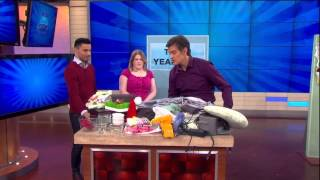Dr. Oz- Declutter Your Life and Transform Your Health with Justin Klosky