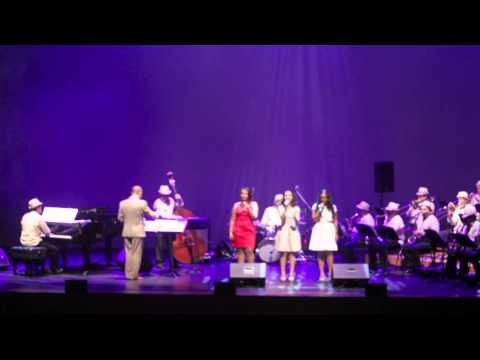 "Atlántico Big Band En Teatro Mayor, ""Shoo, Shoo Baby"""