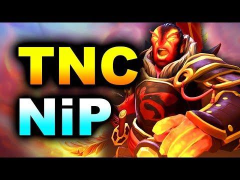 TNC Vs NiP - COMPLETE ELIMINATION - KUALA LUMPUR MAJOR DOTA 2