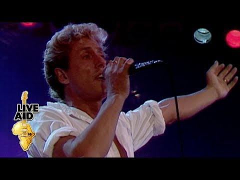 The Who - Love Reign O'er Me (Live Aid 1985)