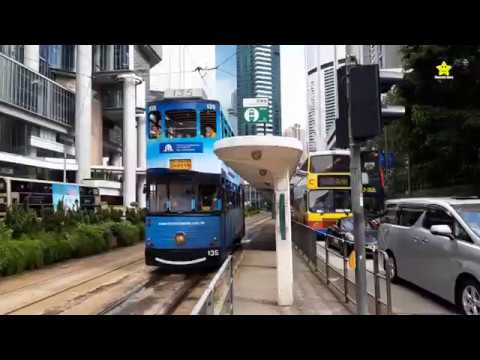 [hong-kong,-china]-홍콩-산책-여행---피크-트램,-빅토리아-피크-전망대,-트램,-스타-페리,-2층-버스,-스카이100-전망대,-심포니-오브-라이트,-베니션-호텔