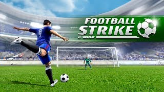 Football Strike Multiplayer Soccer (by Miniclip) Android Gameplay [HD] screenshot 5