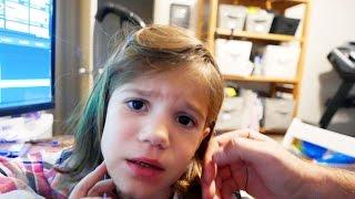 Sad Isabel (Lilly) - She Broke the Window?!? Capri (Kate) Home Sick | Twins & Toys Family Vlog