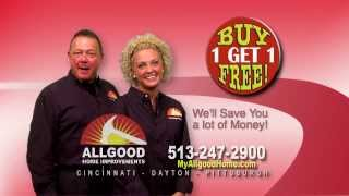 Allgood Home Improments Final Days Buy 1 Get 1 Free Youtube