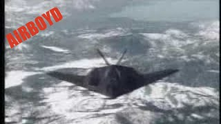 Lockheed F-117 Nighthawk USAF Aerospace Power