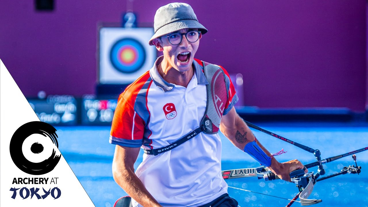Mete Gazoz is Olympic Champion |#ArcheryatTokyo