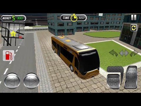 City Bus Transport - Modern Coach Driving Simulator Game || Bus Racing Games || Bus games 3d