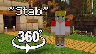 360° POV: Tommyinnit Heard the Word Stab on the Dream SMP
