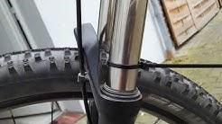 MTB - SR Suntour Federgabel einstellen E-Bike & Pedelec - die wichtigsten Tipps in 3 Minuten !