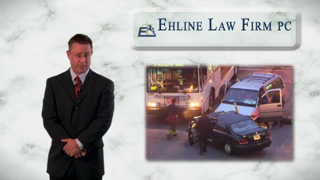 Car Accident Procedure by Michael P. Ehline, Esq. - YouTube