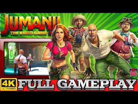 Download Jumanji: The Video Game (PC)(2019) Full Gameplay in 4K / 60fps #RETRO GAMING INDIAN