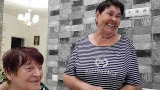 Мама Самвела в гостях у Светы . Батл с бабушкой..у кого больше