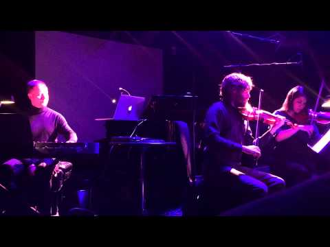 On the Nature of Daylight - Max Richter Live at Le Poisson Rouge