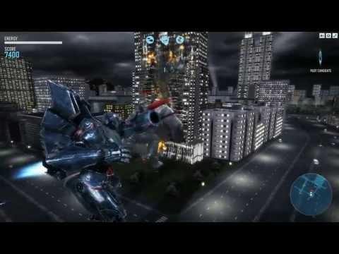 PACIFIC RIM [GAME] Jaeger Combat Simulator - Mission 2