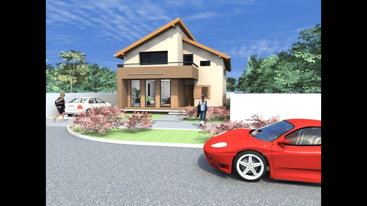Casa nb 25 buzau proiect casa 100 mp construiti 200 mp for Proiect casa 100 mp fara etaj