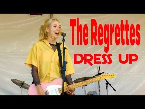 "The Regrettes ""Dress Up"" Live Performance Pasadena CA September 29, 2018"