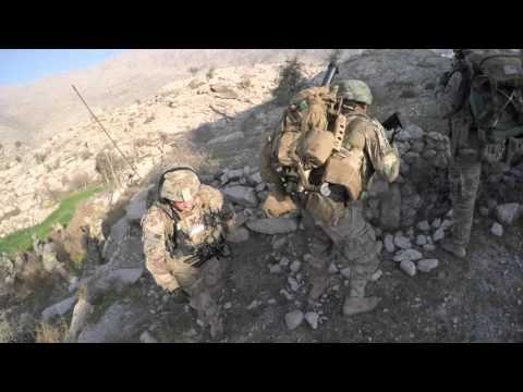 Afghanistan TACP/JTAC deployment 2015 | Go Pro Hero 4 Silver