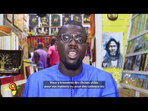 L'ARTEA Dakar - Plateforme de vente d'art en ligne au Sénégal