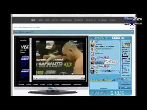 Como ver deportes online  REDZER