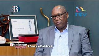 NMG chief executive, Stephen Gitagama on the company's share buyback