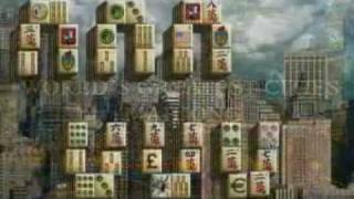 World's Greatest Cities Mahjong Gameplay